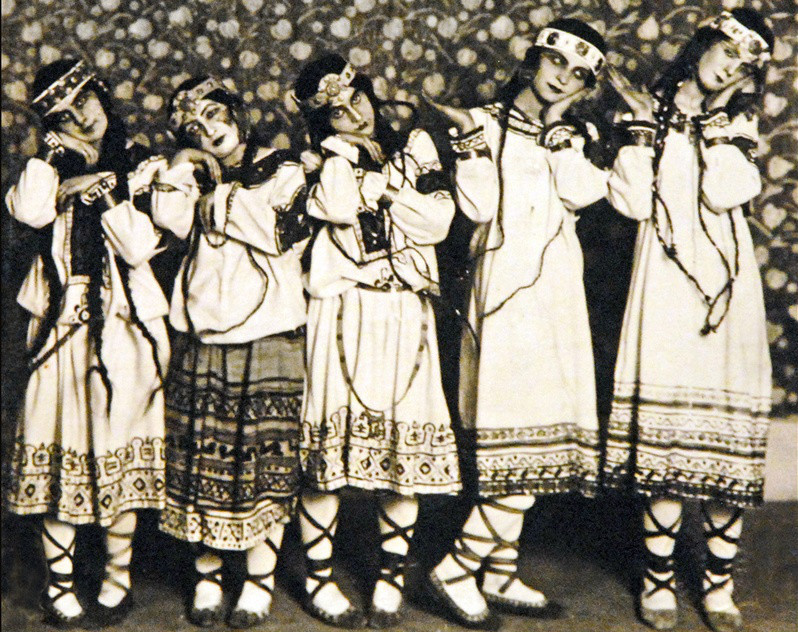 The Scythians and The Rite of Spring: Stravinsky and Roerich et al.